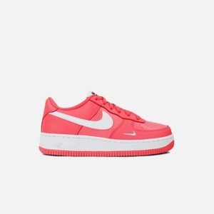 Nike Air Force 1 Sneakers - Pink Punch/White Combo